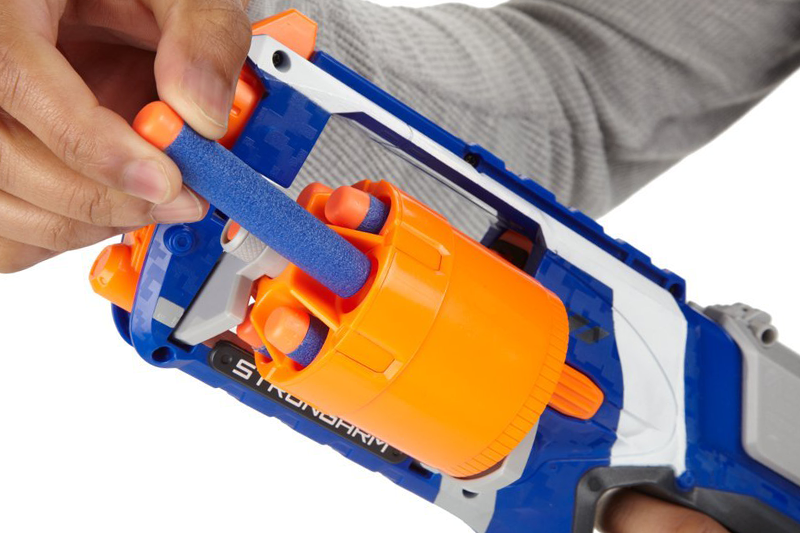 Die beste Nerf Gun?