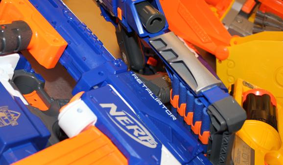 Alle Nerf Guns