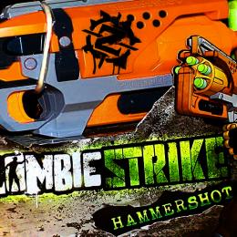 Zombie Strike – ein mögliches Geschenk aus der Nerf Reihe