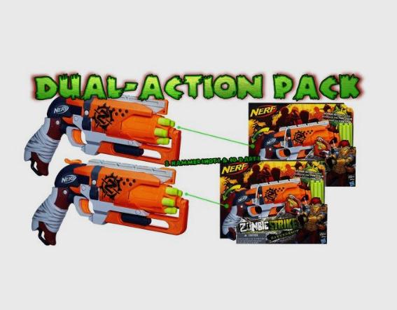 Dual Action Set als Geschenkidee