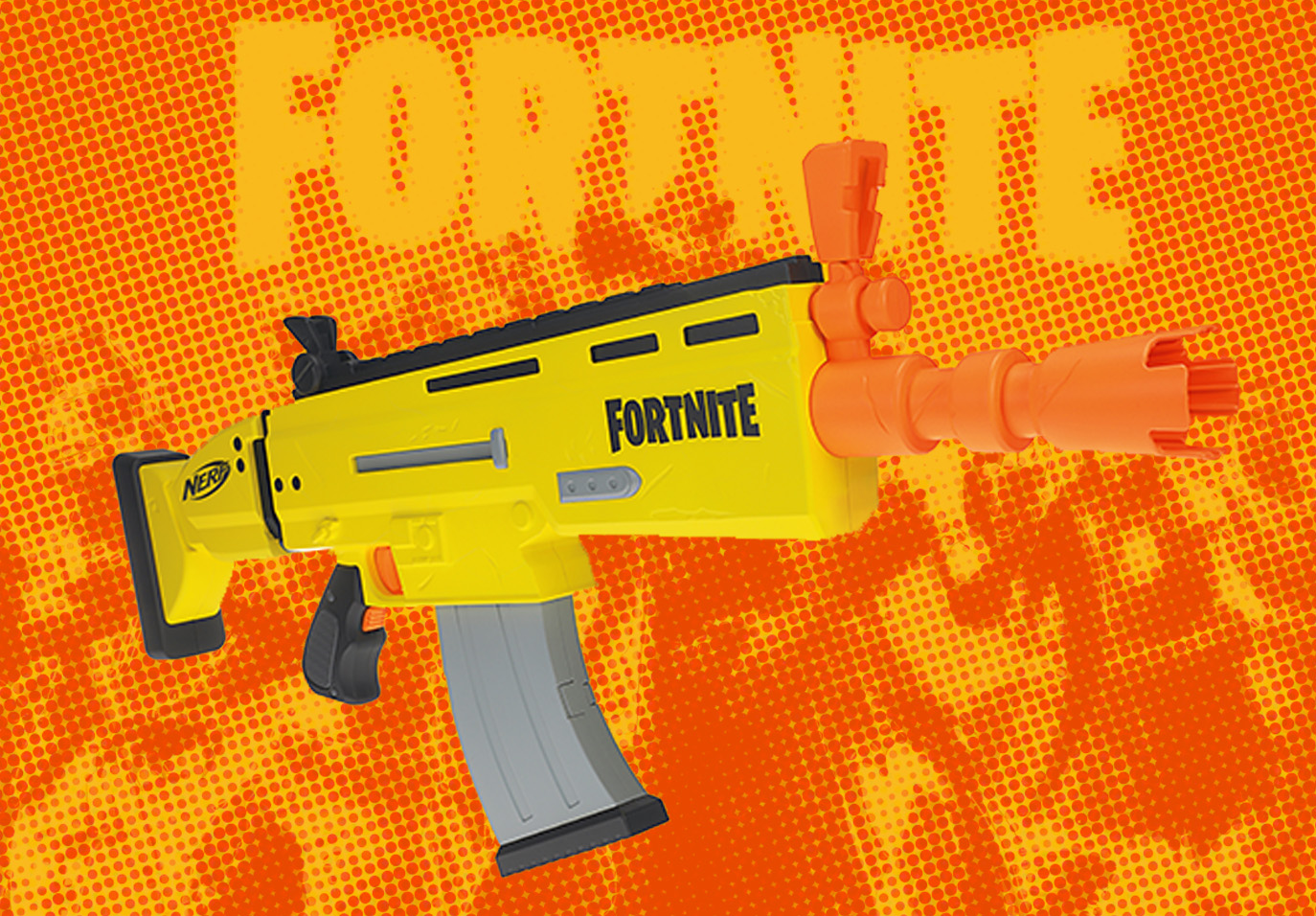 Fortnite Nerfgun